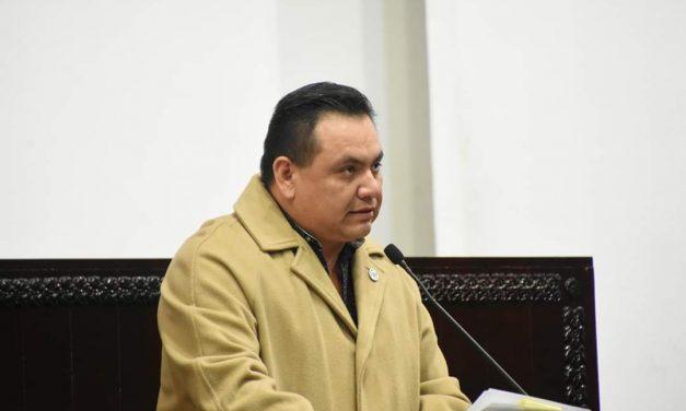 Diputado pide a la ciudadanía respaldar la estrategia contra el robo de combustible