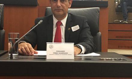 Reducción presupuestal afectará a mil 625 municipios: Fernando Pérez