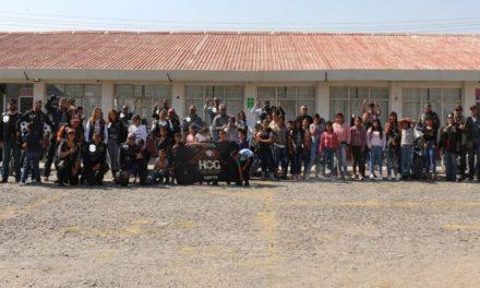 Alcalde de Tizayuca reconoce labor altruista de Fundación LALA