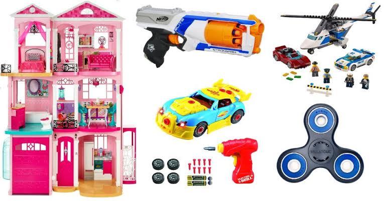 SSH emite recomendaciones sobre regalos de Reyes, algunos juguetes contienen plomo