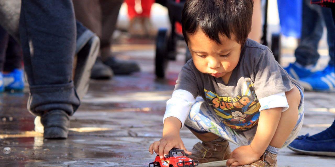 El peligro de ser niño en México: desaparecen 4 al día