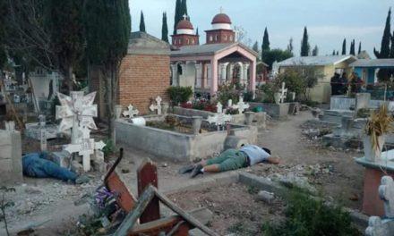 4 muertos en supuesto enfrentamiento en Tezontepec
