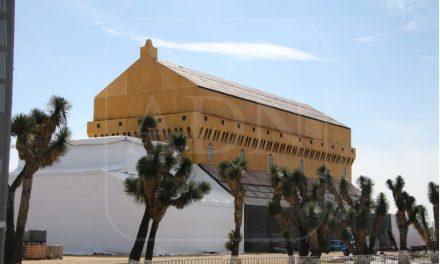 Esperan a 300 mil visitantes en la réplica de la Capílla Sixtina