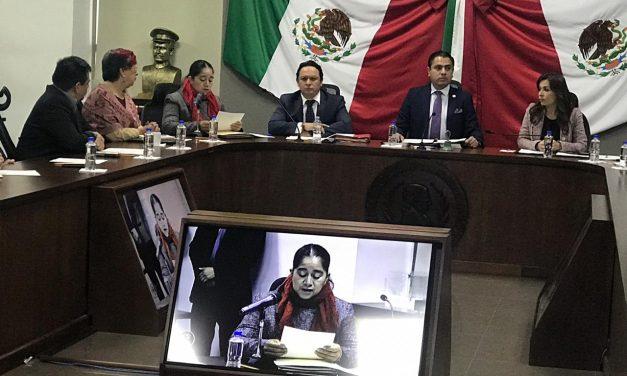 En el aniversario 150 de la creación de Hidalgo, diputados piden defender la soberanía