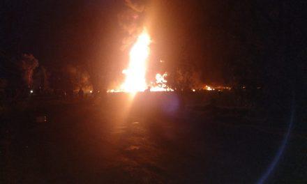 Incrementó a 85 el número de fallecidos por explosión de Tlahuelilpan