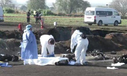 Aumenta a 89 el número de muertos por lo sucedido en Tlahuelilpan