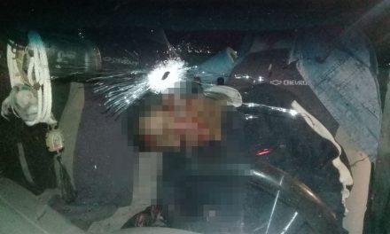 Ejecutan a presunto líder huachicolero en Chapantongo