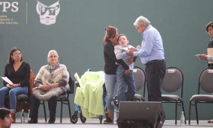 AMLO  presenta Programas Bienestar en Hidalgo