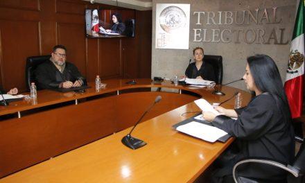 TEEH desecha impugnación en elección de delegados de Mineral de la Reforma