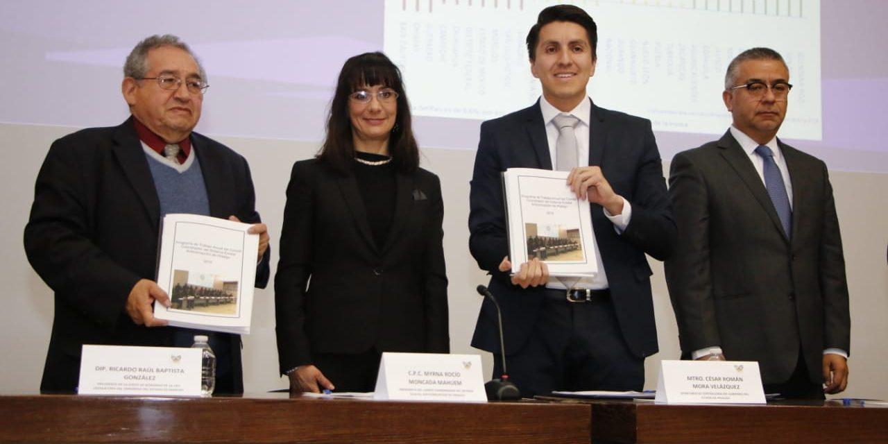 Sistema Estatal Anticorrupción de Hidalgo es el segundo articulado a nivel nacional