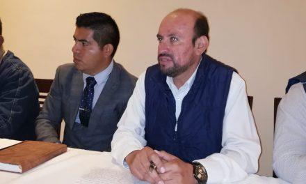 César Lemus se deslinda de la agresión a funcionarios de Mineral de la Reforma