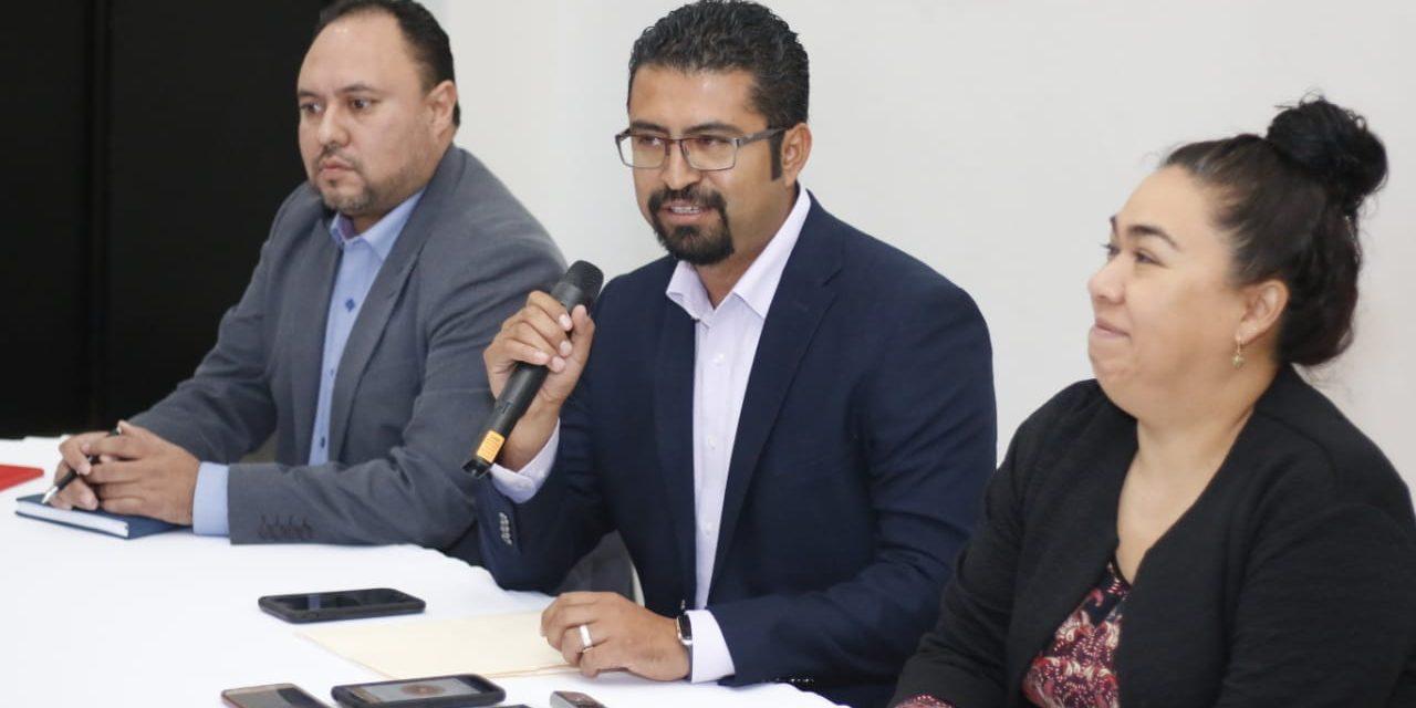 Planilla  «Equitativa y Fortalecida» presenta candidatura a la presidencia de CMIC Hidalgo