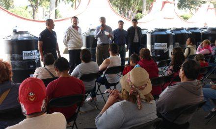 Continúan implementando programas sociales en Tizayuca