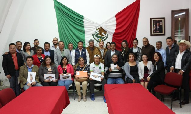 Convenio entre IHCE y el Ayuntamiento de Tizayuca apoya al emprendedurismo