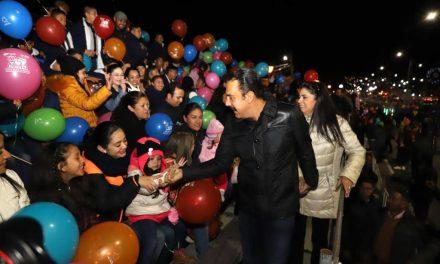 90 mil personas en desfile de Reyes rompen récord de asistencia