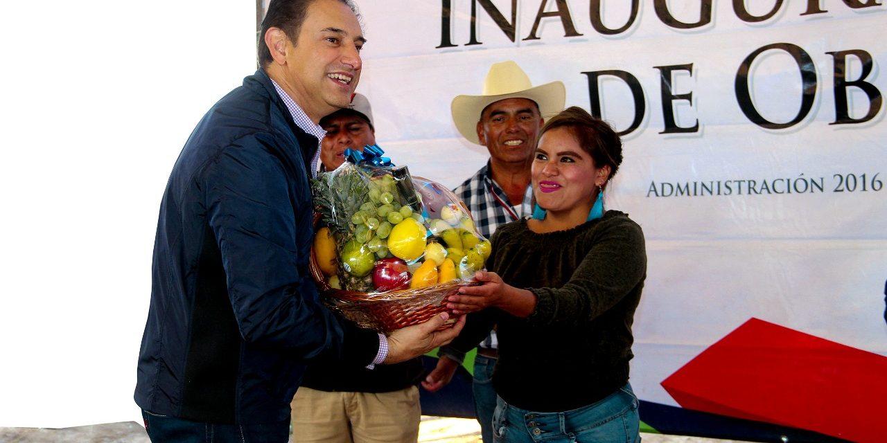 Alcalde de Tulancingo entregará 12 obras en gira de trabajo
