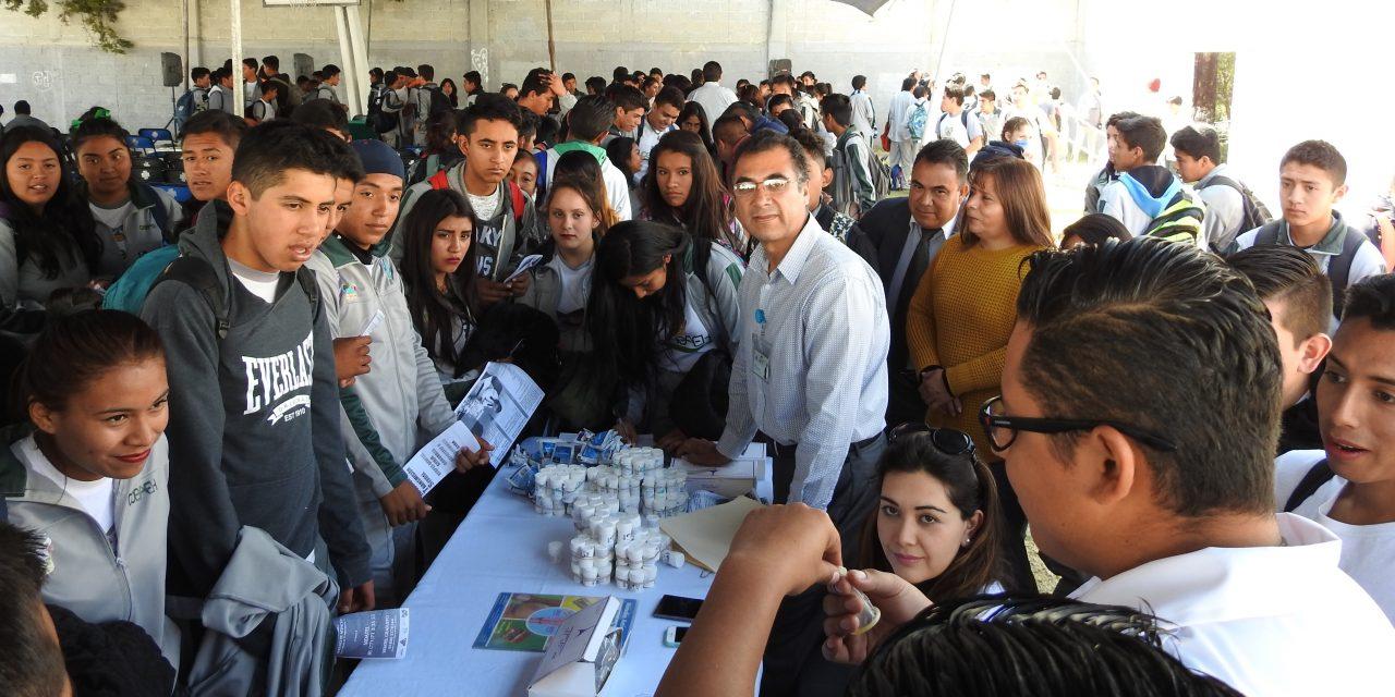 Ayuntamiento de Tolcayuca apoya a jóvenes para beneficiarse con programas federales