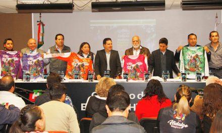 Presentaron serial de MTB Pueblos Mágicos en Hidalgo