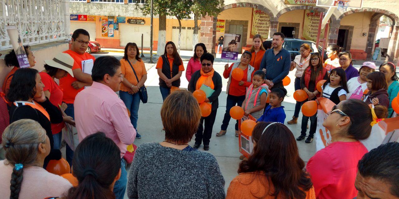 Ayuntamiento de Tolcayuca se compromete a fortalecer estrategias a favor de las mujeres