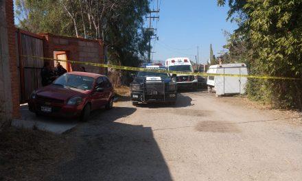 Encuentran a dos adultos mayores muertos en Tula, con impactos de bala