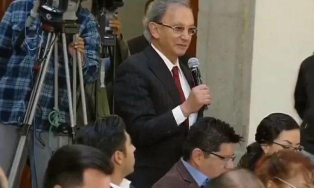Nino Canún reaparece y señala apoyo de Fox a Calderón