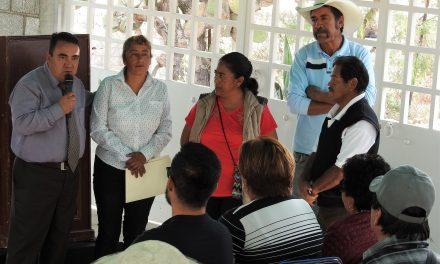 Inicia pavimentación en Santiago Tlajomulco, Tolcayuca