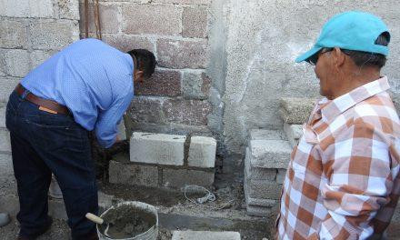 En Tolcayuca construirán dormitorios a familias en situación de vulnerabilidad