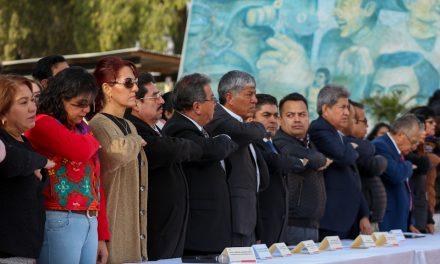 Gabriel García Rojas llama a la población a ser mejores ciudadanos