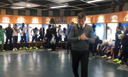 Palermo transmite confianza a los Tuzos en su debut