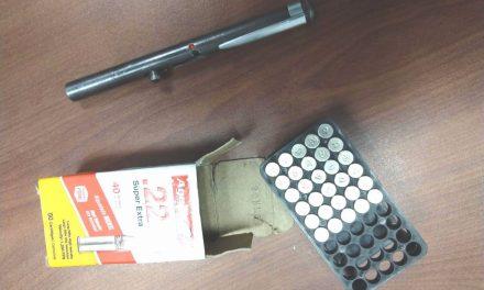 Gracias a denuncia ciudadana, asegura Policía Estatal a hombre armado