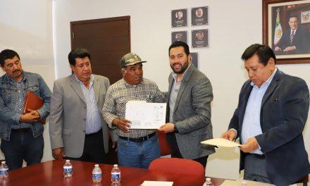 Conflicto de San Juanico avanza satisfactoriamente