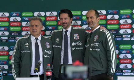 «Tata» Martino, nuevo director técnico de México