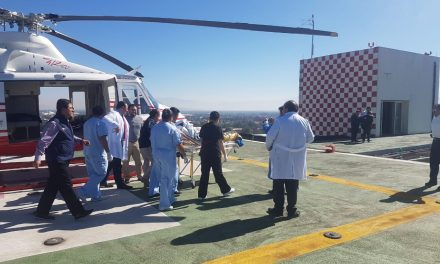 Continúa traslado de pacientes tras explosión de Tlahuelilpan