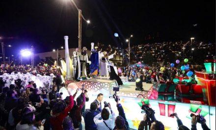 Celebraciones por día de Reyes  continuarán una semana más en Hidalgo