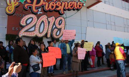 Pobladores de Cuautepec exigen la destitución de la alcaldesa Haydee García