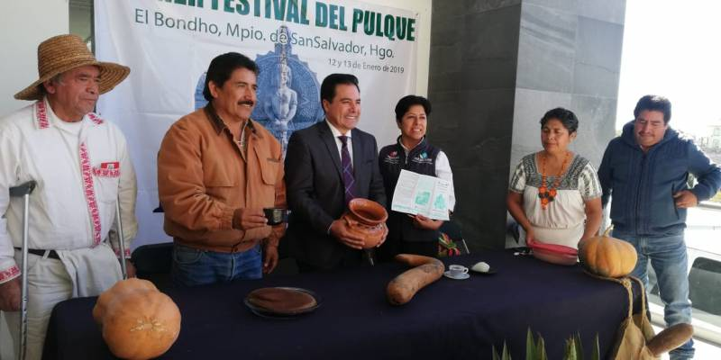 Con rituales prehispánicos celebrarán el Festival del Pulque en el Bondho