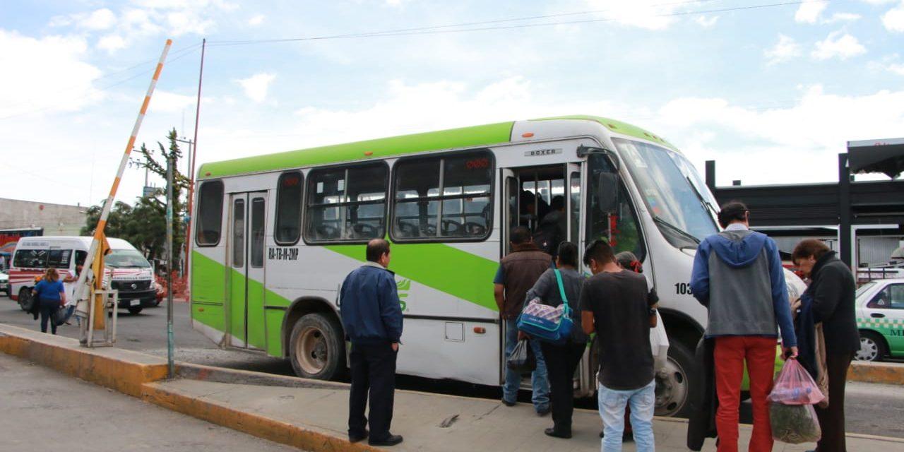 Gobierno se hará cargo de la operación del Tuzobús