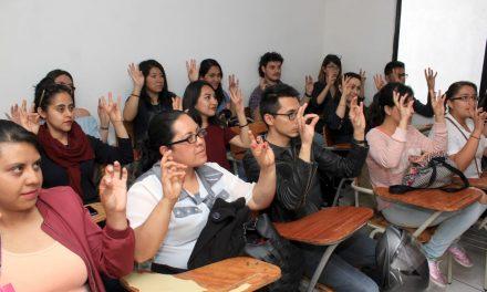 Impartirán en Pachuca taller de Lengua de Señas Mexicana