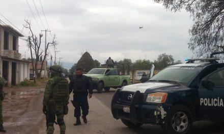 Enfrentamiento entre presuntos huachicoleros y militares deja un muerto en Tula