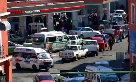 Refuerza Seguridad Pública acciones ante desabastecimiento de combustible