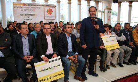 Bejarano rechaza que el Movimiento Nacional por la Esperanza dependa de Morena