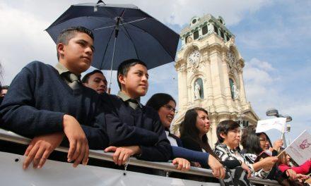 Conmemoran el 150 aniversario de Hidalgo con desfile cívico militar