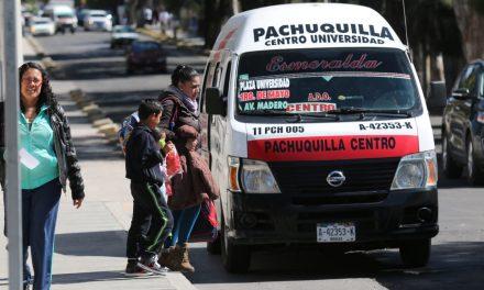 Prevalece mala educación vial en Pachuca