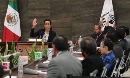 Acuerdos del IEEH acumulan nueve medios de impugnación