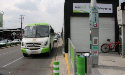 Incrementó en 20 mil usuarios el sistema de Tuzobús, tras el desabasto de gasolina