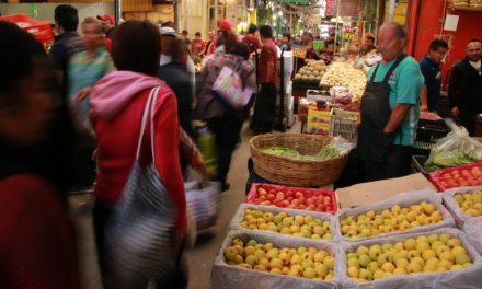 Se estabilizan los precios de frutas y verduras en Pachuca