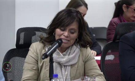 Diputada exhorta a la PGJH a investigar sobre daños al Ayuntamiento de Mineral de la Reforma