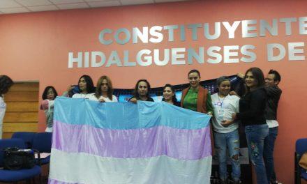 Comunidad transgénero de Hidalgo pide legislación para obtener documentos de identidad