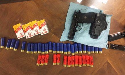 Asegura Seguridad Pública a hombre armado en Pachuca