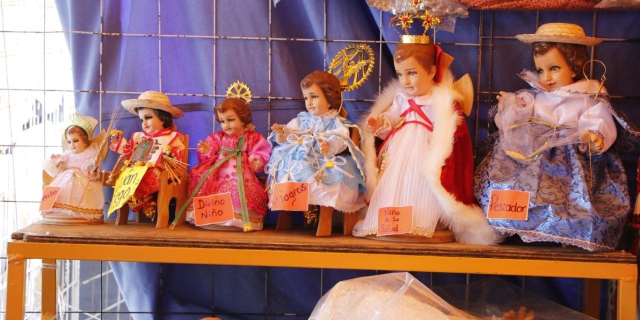 Caen Ventas En Vestidos De Niños Dios Al Día Noticias